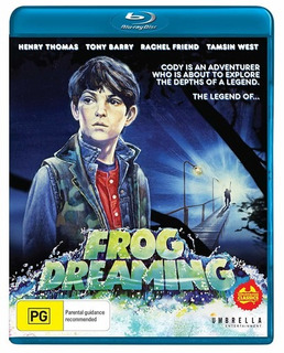 Frog Dreaming (aka The Quest) Blu-ray Au Import