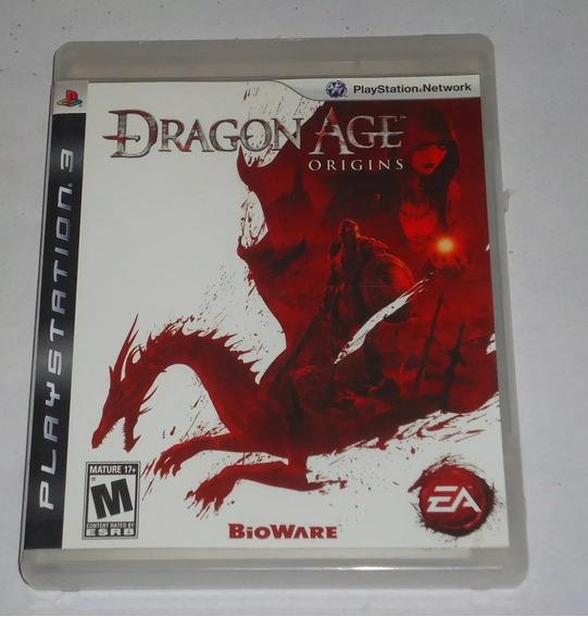 Dragon Age Origins Ps3 ** Leia