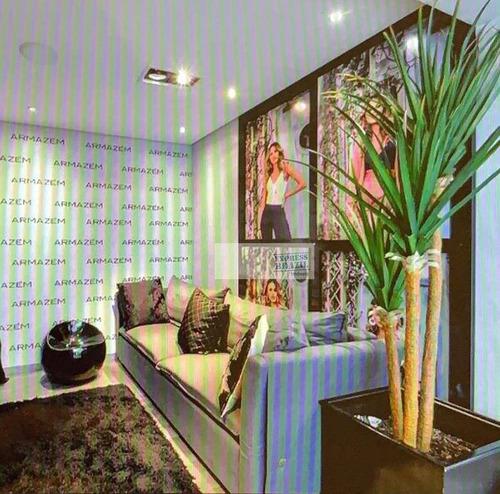 Imagem 1 de 9 de Comercial À Venda/locação-itaim Bibi - Ca0150