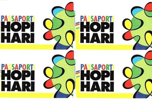 Imagem 1 de 1 de Passaporte Hopi Hari