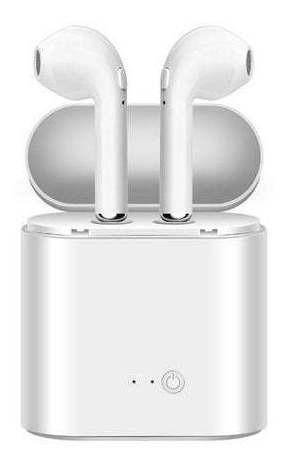 Fone Ouvido Bluetooth I7s 5.0 Par Tws Sem Fio