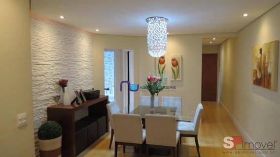 Apartamento À Venda, 74 M² Por R$ 420.000,00 - Vila Esperança - São Paulo/sp - Ap3751