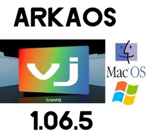 Arkaos 1.06.5 Windows Ou Mac Osx - Sierra