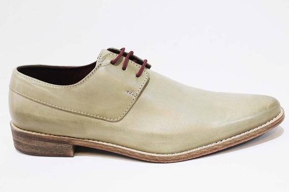 Zapato Vestir Cuero Hombre Art 7616. Marca Blood South