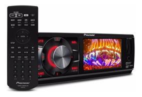 Dvd Player Pioneer Dvh-7880av Mp3 Usb Am/fm 1din