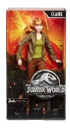 Jurassic World - Barbie Signature - Claire - Mattel Fjh56