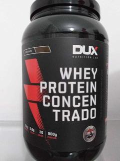 Suplemento Protéico Sabor Chocolate Dux Nutrition 900g