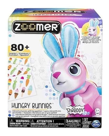 Zoomer Conejo Comelón - Shreddy