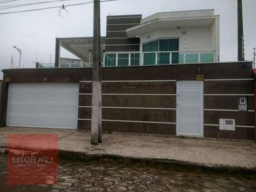 Imagem 1 de 19 de Sobrado Com 3 Dormitórios À Venda, 300 M² Por R$ 650.000,00 - Jardim Cibratel Ii - Itanhaém/sp - So0330