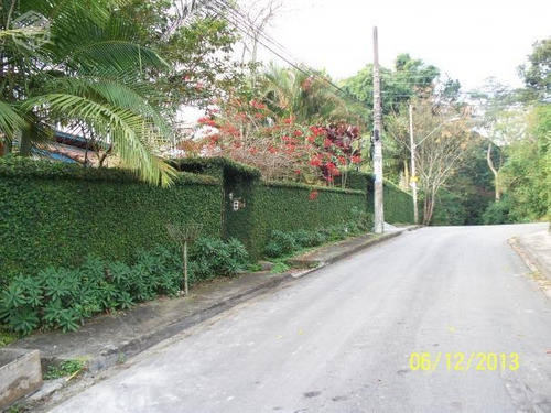 Terreno Com 3 Casas Com 3 Dormitórios À Venda, 200 M² Por R$ 1.590.000 - Granja Viana - Cotia/sp - Ca16552