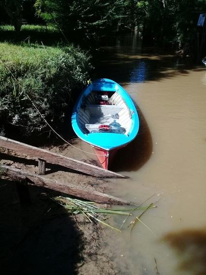 Canoa Isleña 6.70 Astillero Sasa