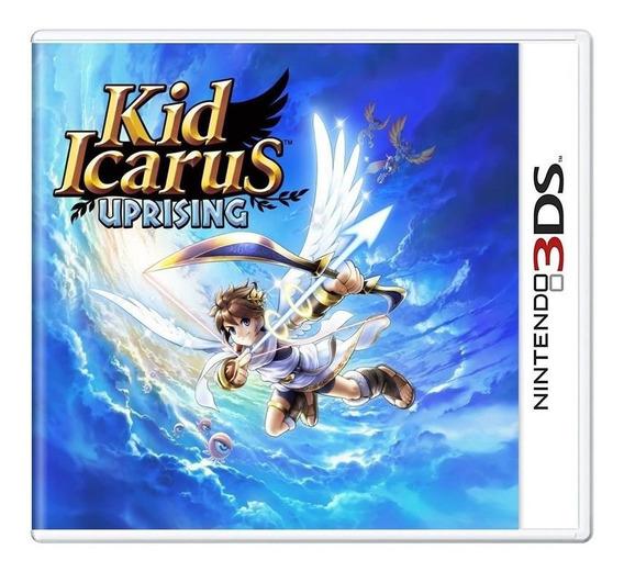 Jogo Kid Icarus: Uprising - Nintendo 3ds Usado