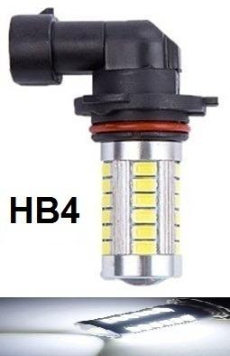 Kit 2 Lampada Led H1 H3 H4 H7 Hb3 Hb4 H11 Branca