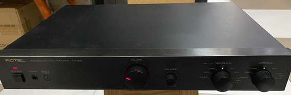 Rotel Rc-995 Stereo Control Amplifier