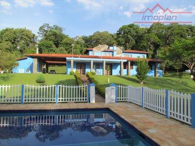 Chácara Residencial À Venda, Rio Abaixo, Atibaia. - Ch0086