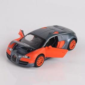 Miniatura Bugatti Veyron Pronta Entrega 1/32 14cm