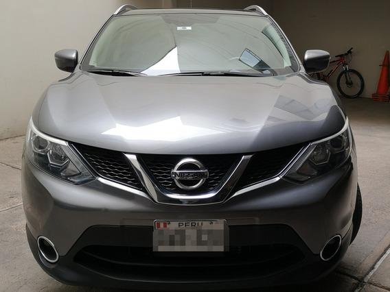 Nissan Qashqai Exclusive 2016
