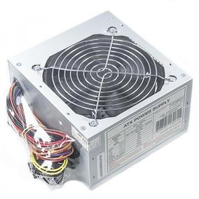 Fonte Atx 200w Reais S/cabo Bivolt Honeycomb Cooler 12mm
