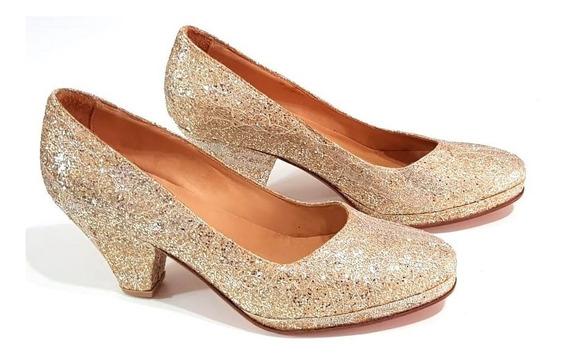 Zapatos Fiestas Numeros 41 42 43 44 Zinderella Shoes Art 081