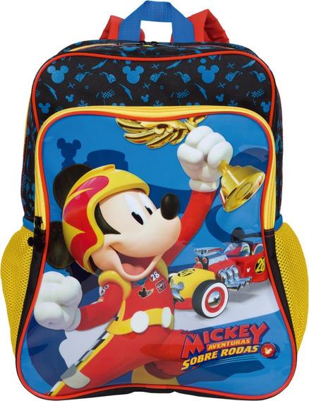 Mochila Infantil Escolar Sestini Mickey Grande 065323-00
