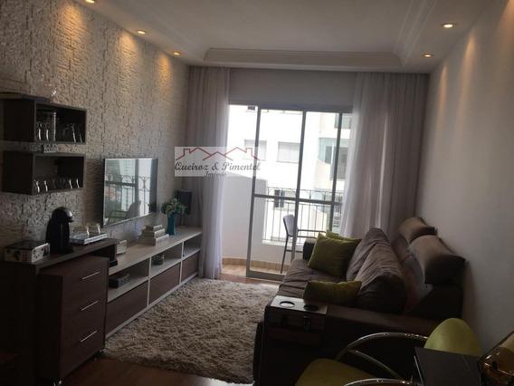 Apartamento A Venda No Bairro Jardim Marajoara Em São Paulo - 1144-1