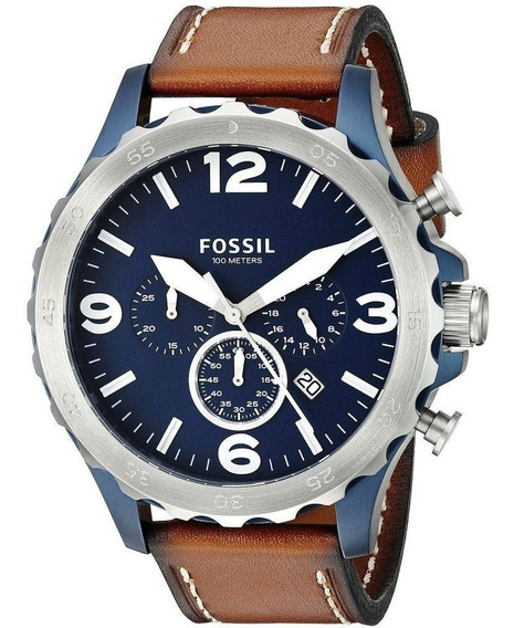 Relógio Fossil Nate Jr1504/0an - Masculino
