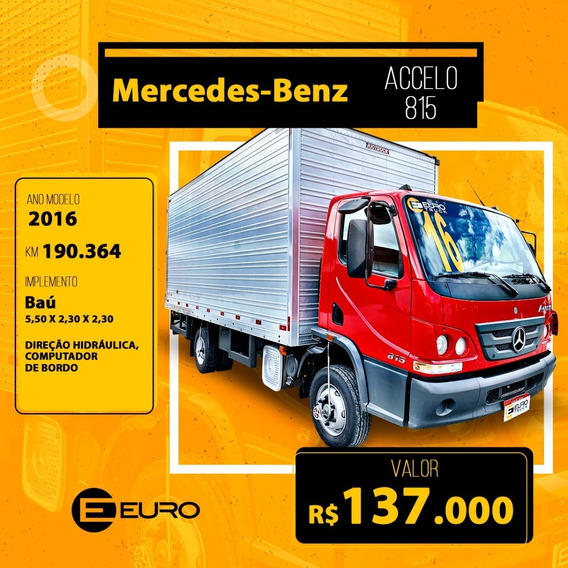 Mb Accelo 815