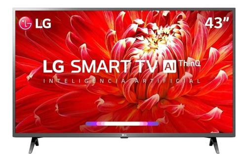 Smart Tv 43 LG Lcd Fhd 43lm6300psb Hdr 3 Hdmi 2 Usb