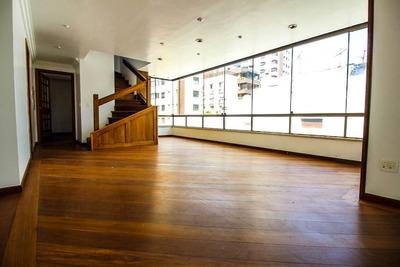 Cobertura Em Petrópolis, Porto Alegre/rs De 381m² 3 Quartos À Venda Por R$ 2.650.000,00para Locação R$ 5.600,00/mes - Co180646lr