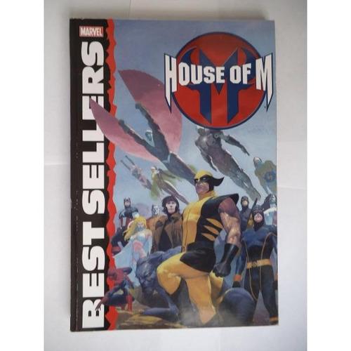 House Of M X-men Best Sellers Televisa