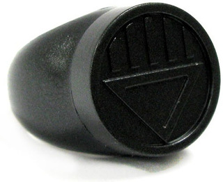 Black Lantern Ring - Anillo Linterna Negra Dc Original