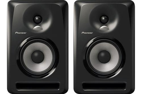 Par De Monitores De Estudio Activos Pioneer S-dj50x