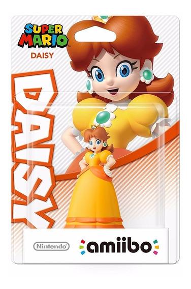 Amiibo Daisy Super Mario New Nintendo Switch Wii U 3ds 2ds