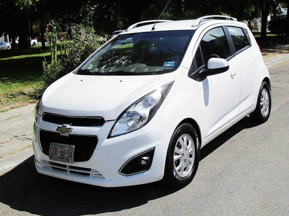 Chevrolet Spark Ltz 2015 Color Blanco