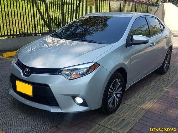Toyota Corolla 1600 At Aa