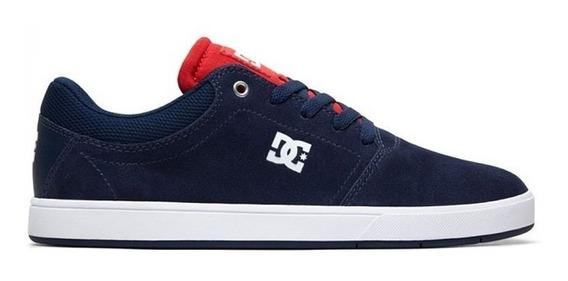 Zapatillas Dc Shoes, Crisis Navy , Producto 100% Original.
