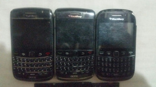 Telefono Celular Blackberry Dañado