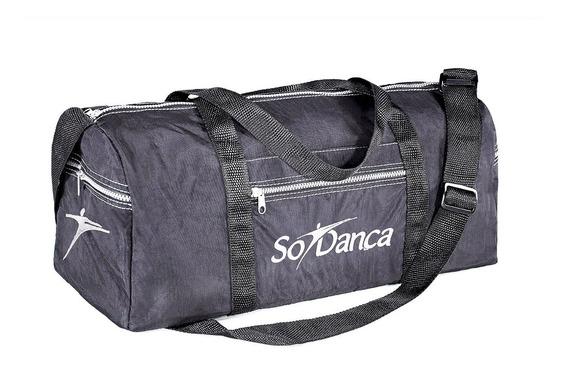 Bolsa Retangular Média Para Viagem Só Dança Bg-514 Na