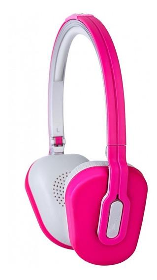 Fone Microfone E Controle De Volume Altec Mzx662 Pink
