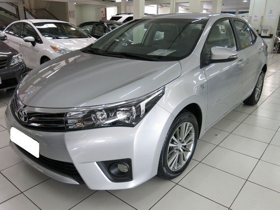 Toyota Corolla 2.0 Xei Prata 16v Flex 4p Aut.
