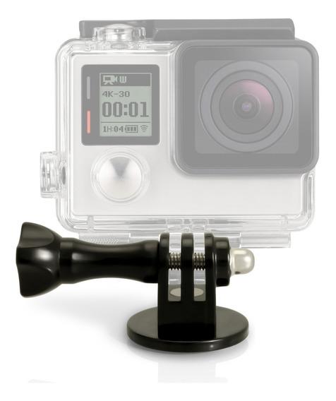 Adaptador Gopro Base Tripode Con Tornillo Monopod Selfie