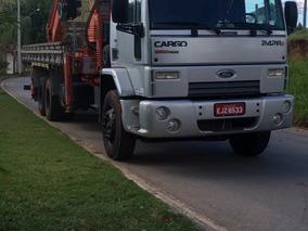 Caminhão Munk Cargo 2428 - 2010