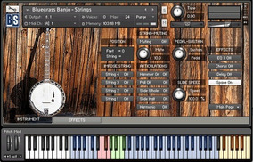 Bolder Sounds Bluegrass Banjo 3 Vst Kontakt Nki