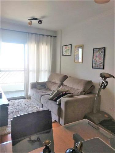 Apartamento Residencial À Venda, Mooca, São Paulo. - Ap2509