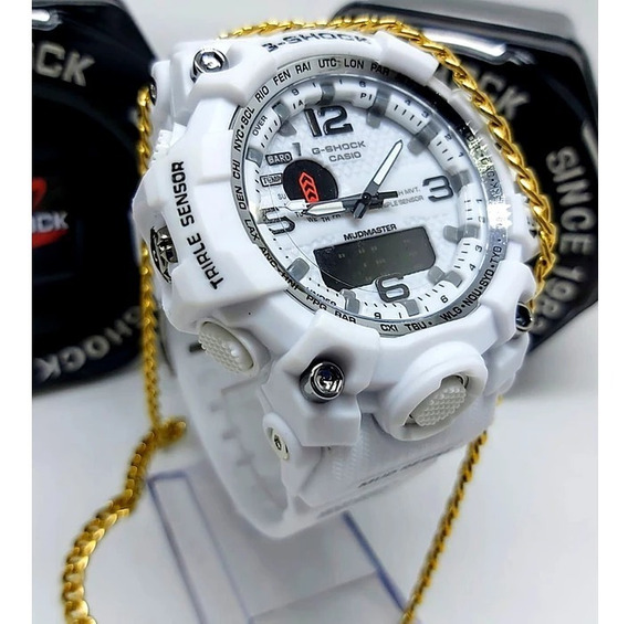 Relógio G-shock Yeti Prova D