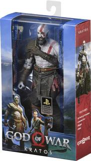Neca God Of War 2018 Kratos Action Figure Dios De La Gerra