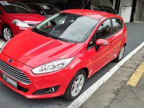 New Fiesta Ht Se 2015 1.5 Flex Completo Titanium Automóveis