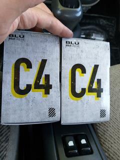 Blu C4 Dual Sim Liberados