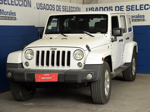 Jeep Wrangler Unlimited Sahara 3.6 2018