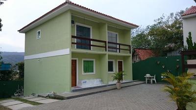 Casa Em Engenho Do Mato, Niterói/rj De 69m² 2 Quartos À Venda Por R$ 265.000,00 - Ca198719